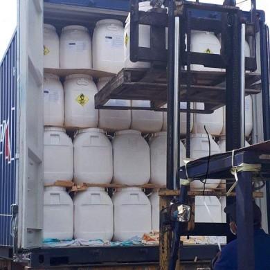 TCCA (Trung Quốc), 50 kg/thùng