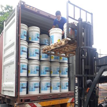 Chlorine Aqua-Org (Ấn Độ)